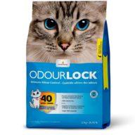 Arena para Gatos Odourlock 12 kg