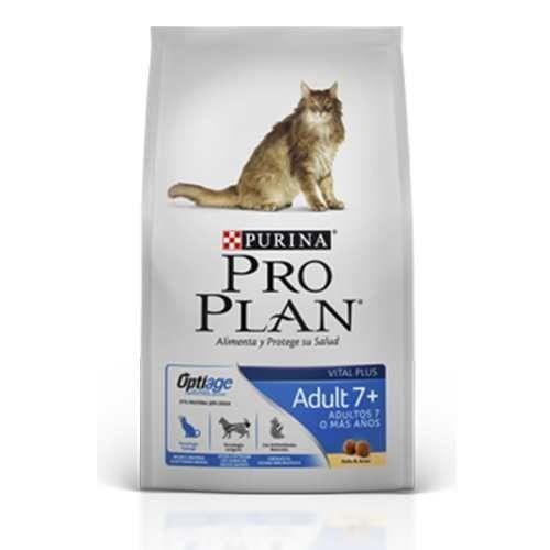 Pro Plan Gatos Adulto 7+ 3 kg