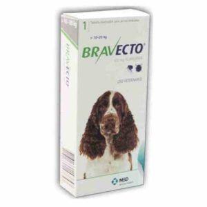 Bravecto perros de 10 a 20 kg
