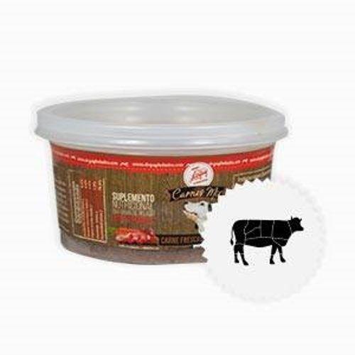 Helado para perros sabor carne de res 124 gr