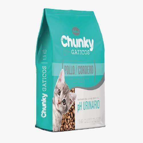 Chunky Gatos Gaticos 8 Kg