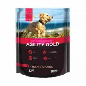 Agility Gold Cachorros raza grande