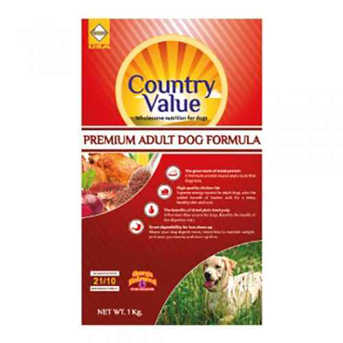 Country Value perros Adultos