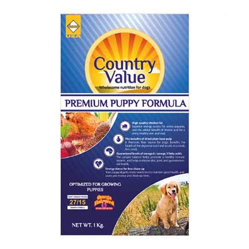 Country Value cachorros