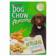 Galletas Dog Chow Abrazzos Integral Junion 300 Gr