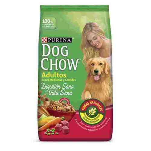 Dog Chow Adultos raza mediana y grande