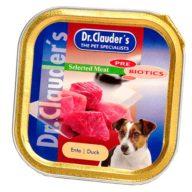 Dr Clauders Adultos Prebioticos Pato