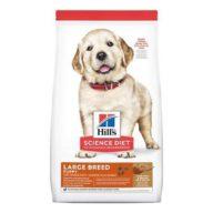Hills Cachorros Razas Grandes Lamb & rice 15.5 lb