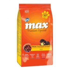 Max Cachorro Carne