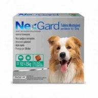 NexGard 10.1 a 25 kg para Perros