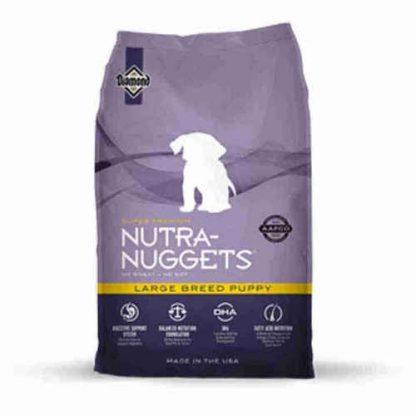 Nutra nuggets Cachorro Razas grandes 15 kg