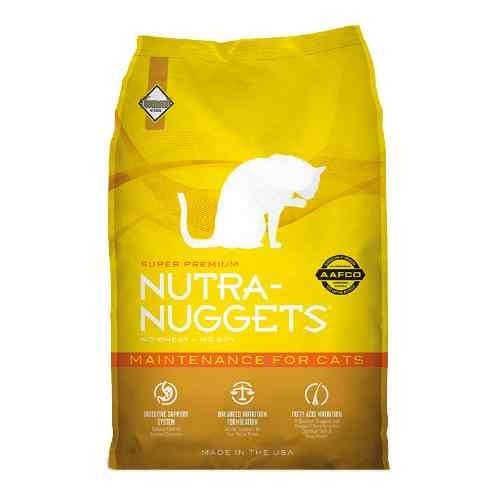 Nutra Nuggets Mantenimiento Gato 3 Kg
