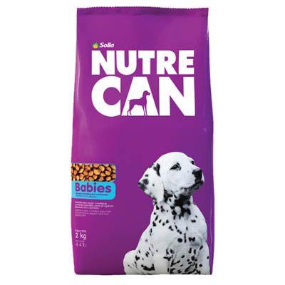 NutreCan Cachorros 8 Kg