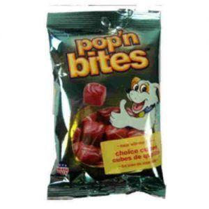 Pop Bites queso para Perros