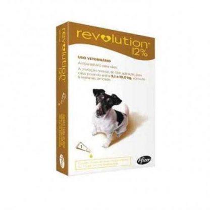 Antipulgas para perros Revolution 12%