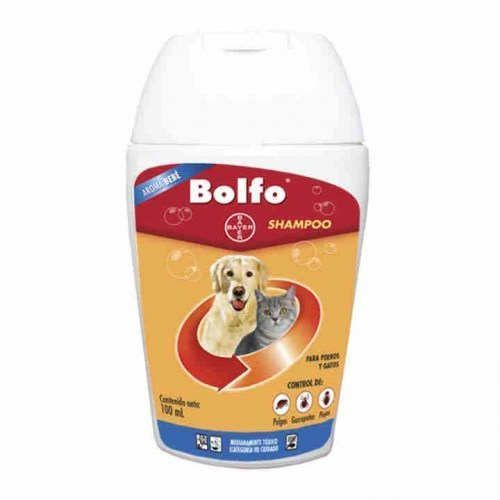 Shampoo Bolfo para perros y gatos
