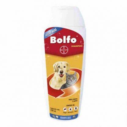 shampoo Bolfo para perros y gatos 220 ml