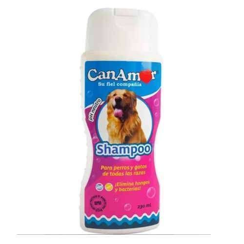 Canamor Shampoo Anti bacterial 230 ml