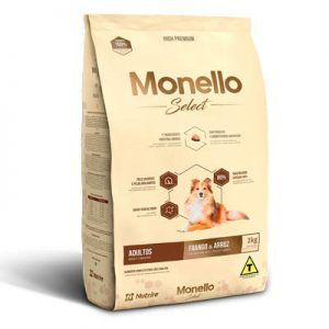Monello Adultos super premium select 2 kilos