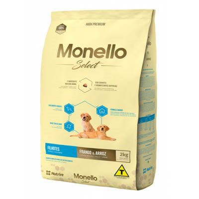 Monello Cachorros Super premium select 2 kg