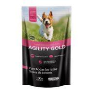 Agility Gold alimento humedo Cordero