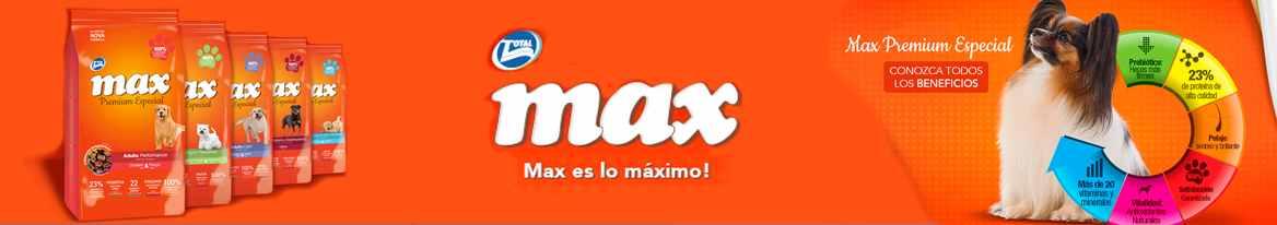 Comida Total Max