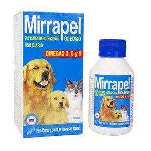 Mirrapel suplemento para perros y gatos 120 ml