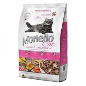 Monello gatos salmon 7 kilos