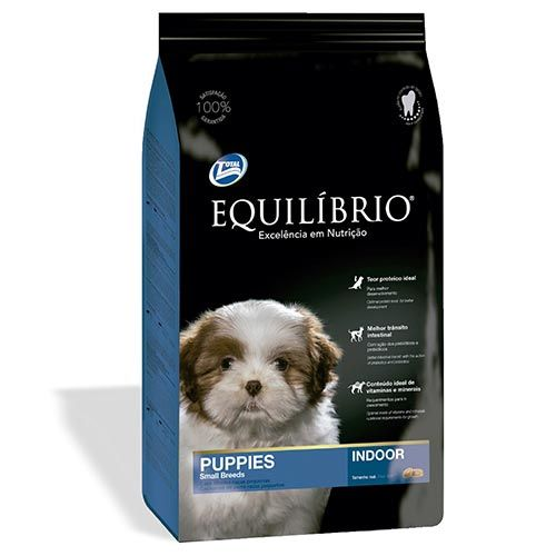 Total Equilibrio Puppies Small Breed