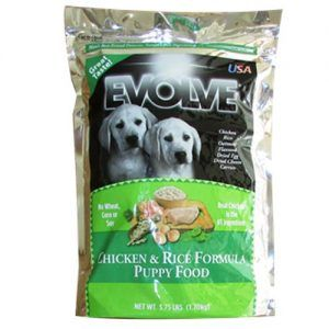 Evolve Cachorros Pollo y arroz