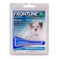 Antipulgas Frontline para perros de hasta 10 a 20 kg