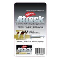 Attack para Perros de 35 a 60 Kg.