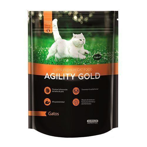 Agility gold gatos a Domicilio