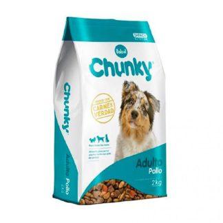Comida para Perros Chunky Pollo