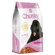 Comida para Perros Chunky cachorros cordero y salmón