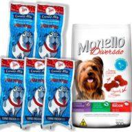 Helados para Perros 85 gramos + Galletas Monello Diversao