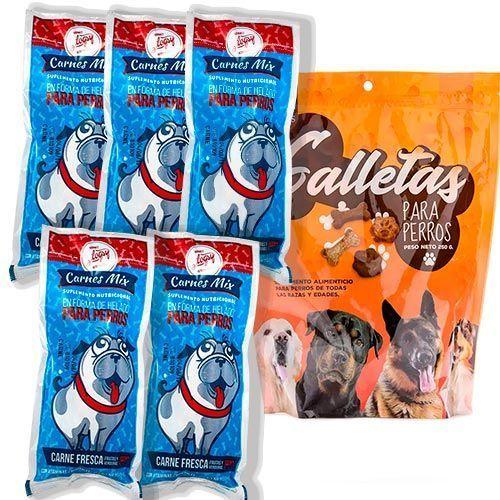 Helados para pPerros+ helados para Perros