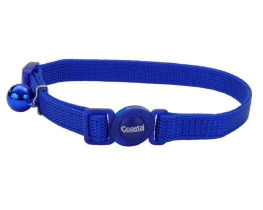 COASTAL Collar Gato Safe Azul