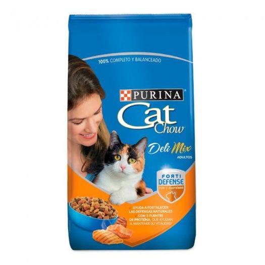 Cat Chow Adultos Activos Delimix FortiDefense