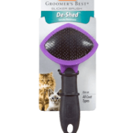 HARTZ GROOMERS BEST Perro Y Gato Cepillo Small Slicker Brush