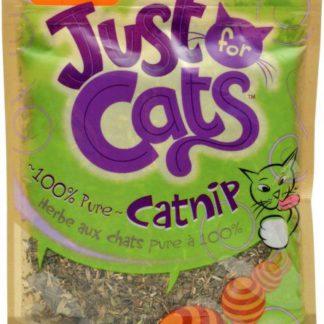HARTZ Gato Just For Cats Catnip En Bolza 1