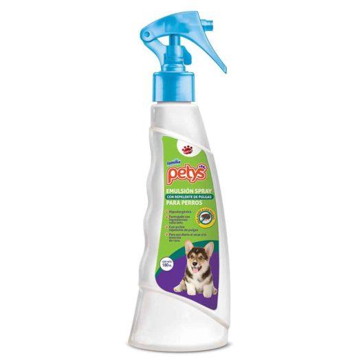 Spray petys antipulgas para Perros