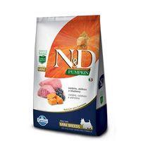 N&D Pumpkin Canine Adulto Mini Cordero,Calabaza y Arandano 2,5 Kg