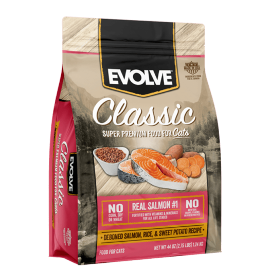 EVOLVE Cat Classic Salmon