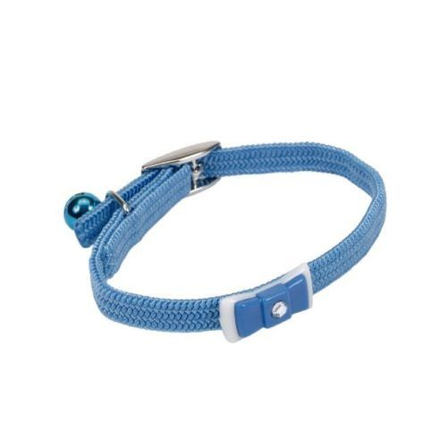 LIL PALS Gato Collar Azul