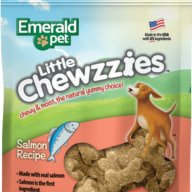 EMERALD PET Dog Snack Little Chewies-Salmon 5