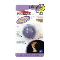 PETSTAGES Gato Nightime Pelota Con Luz