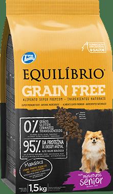 Equilibrio Perro Grain Free Senior