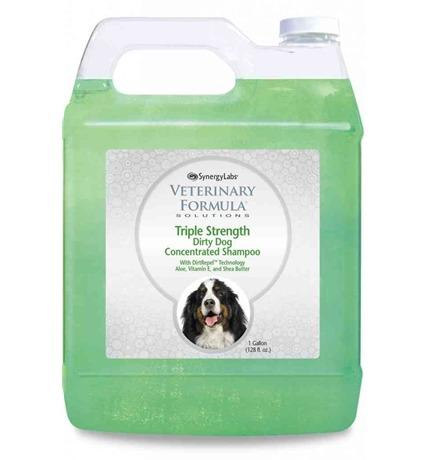 FORMULA VETERINARY - Triple Strength Shampoo