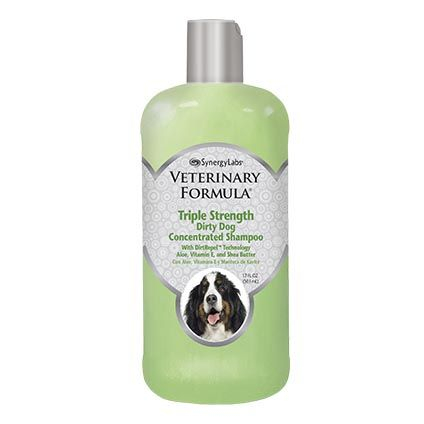 FORMULA VETERINARY Triple Strength Dirty Shampoo